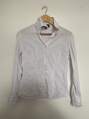 Bernd Berger Long Sleeve Blouse white