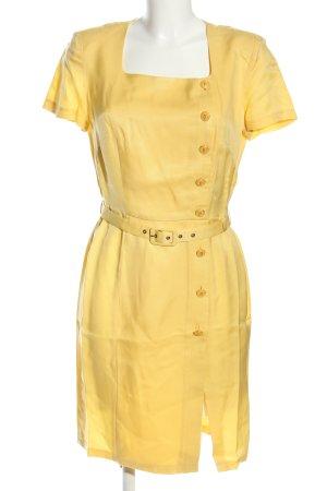 Bernd Berger Sheath Dress primrose casual look