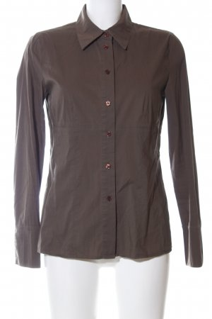 Bernd Berger Shirt Blouse brown business style