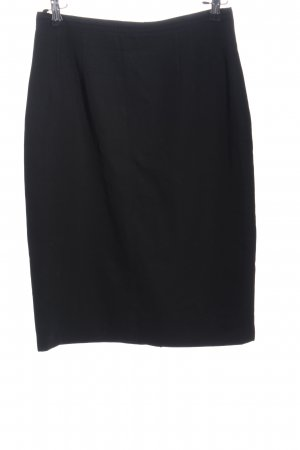 Bernd Berger High Waist Skirt black casual look