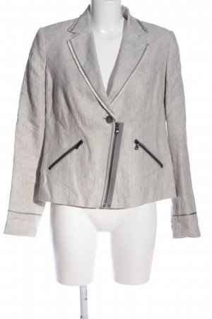 Bernd Berger Short Blazer light grey business style