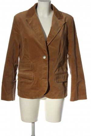Bernd Berger Short Blazer brown casual look
