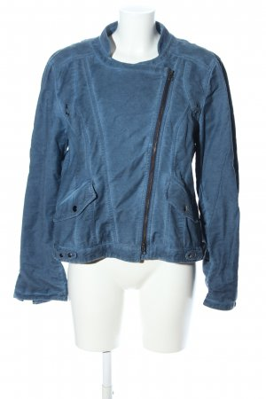 Bernd Berger Short Jacket blue casual look