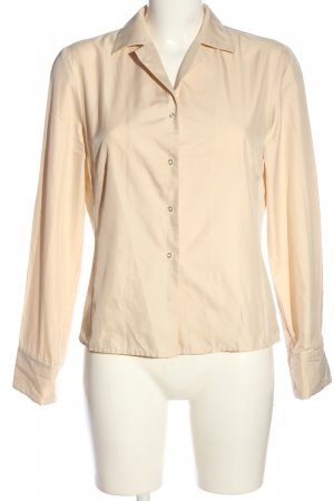 Bernd Berger Long Sleeve Shirt cream business style