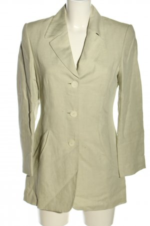 Bernd Berger Long Blazer cream business style