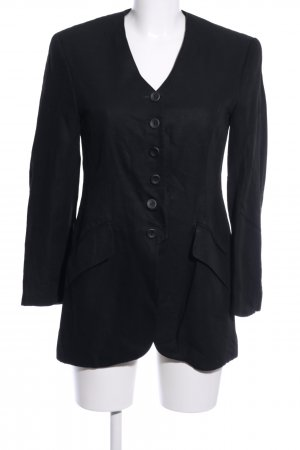 Bernd Berger Long Blazer black elegant
