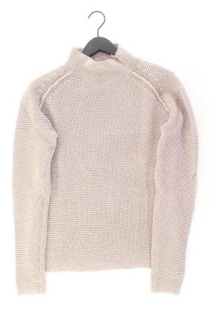 Bernd Berger Rollkragenpullover Größe 42 rosa aus Wolle