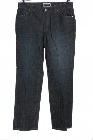 Bernd Berger Straight Leg Jeans blue casual look