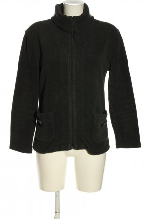 Berri Sport Couture Fleece Jackets black casual look