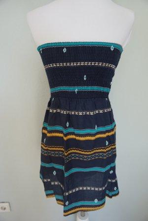 Bershika Süßes schulterfreies Kleid