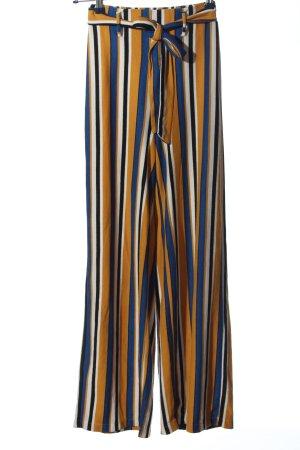 Bershka Luźne spodnie Na całej powierzchni W stylu casual