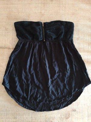 Bershka Haut bandeau noir