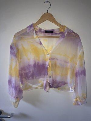 Bershka Batik Bluse
