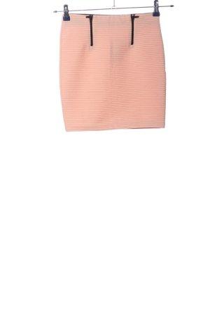 Bershka Bleistiftrock pink Casual-Look