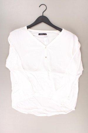 Bershka Bluse weiß Größe S