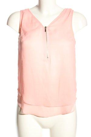 Bershka Blouse topje roze casual uitstraling