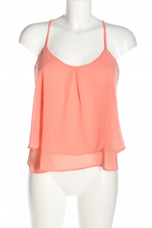 Bershka Camisole pink Casual-Look