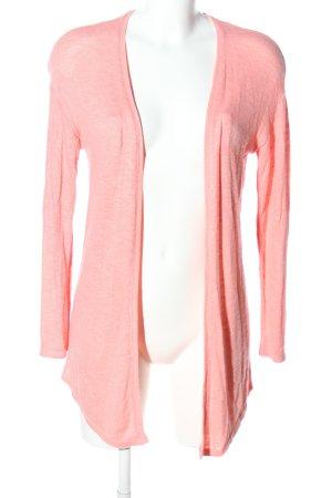 Bershka Cardigan pink Casual-Look