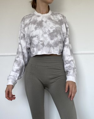 Bershka croped Pullover batik gr.XS/34