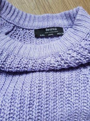 Bershka Cropped Crop Pullover Pulli Strickpullover Strickpulli Oversized Oversize