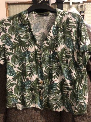 Bershka Hawaii-shirt veelkleurig