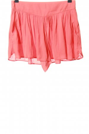 Bershka Hot Pants pink Casual-Look