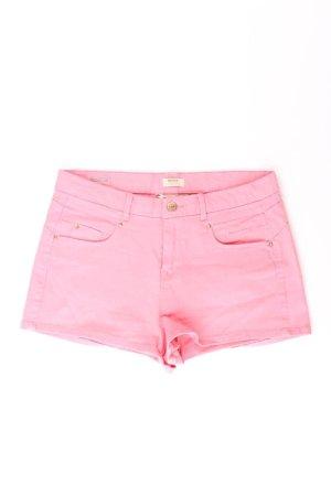 Bershka Hotpants Größe 38 pink aus Baumwolle