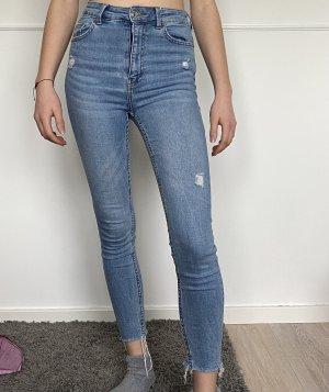 Bershka Jeans Gr.34 (XS)