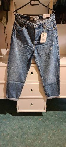 Bershka jeans mom gr. 42 neu