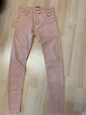 Bershka Jeans rosa S36