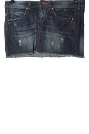 Bershka Gonna di jeans blu stile casual