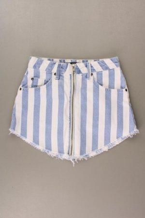Bershka Gonna di jeans blu-blu neon-blu scuro-azzurro