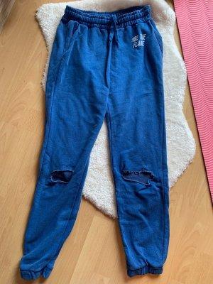 Bershka Sweat Pants multicolored
