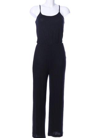 Bershka Jumpsuit schwarz Casual-Look
