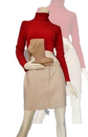 Bershka Langarmshirt Rot Gr. M - Neu
