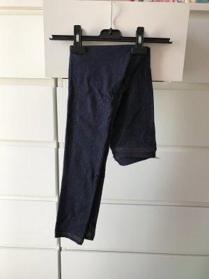Bershka leggings blau
