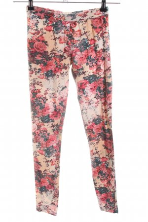 Bershka Leggings Allover-Druck Casual-Look