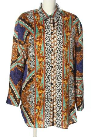 Bershka Długa bluzka Na całej powierzchni W stylu casual