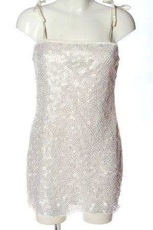 Bershka Lange top wit elegant