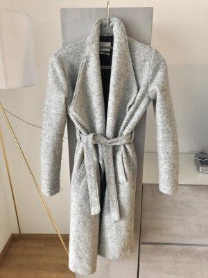 Bershka Mantel Wolle S