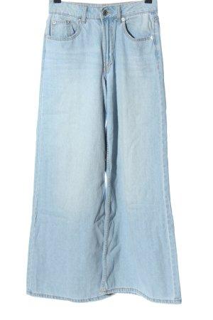 Bershka Marlenejeans blau Casual-Look