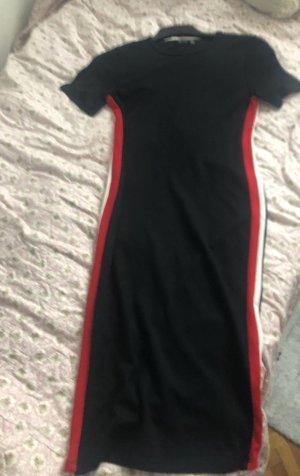 Bershka midi T-shirt Kleid