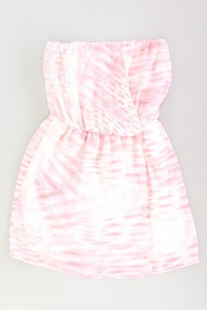Bershka Minikleid Größe XS pink aus Polyester