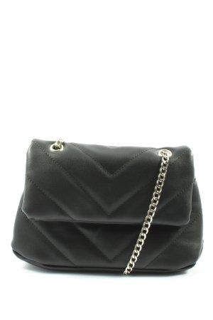 Bershka Mini sac noir style décontracté