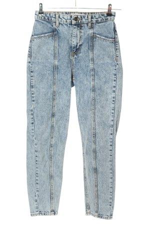 """Bershka Mom-Jeans """"W-kpfebk"""" blau"""