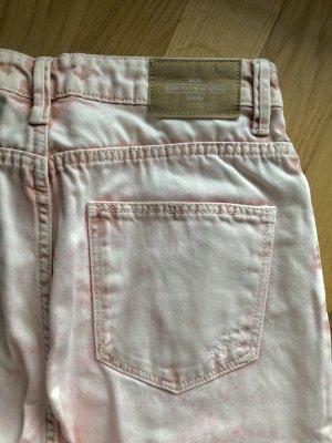 Bershka Jeans carotte multicolore
