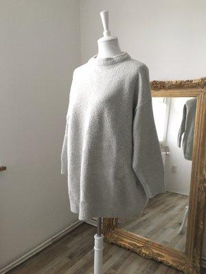 Bershka Oversized Sweater multicolored