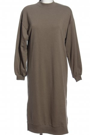 Bershka Sweater Dress bronze-colored casual look