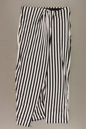 Bershka Schlauchrock Größe M gestreift schwarz