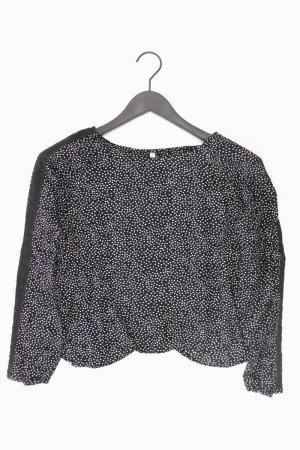 Bershka Shirt schwarz Größe L
